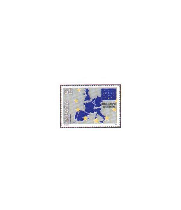 3324 Unión Europea Occidental  - 2