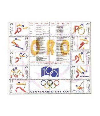 3325/34 Deportes Olímpicos de Oro  - 2