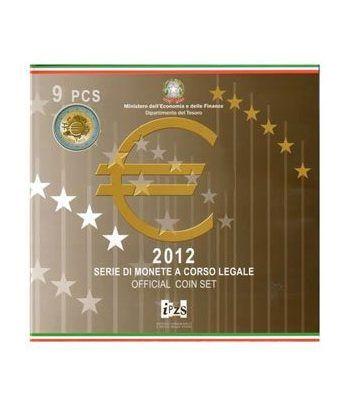 Cartera oficial euroset Italia 2012  - 1