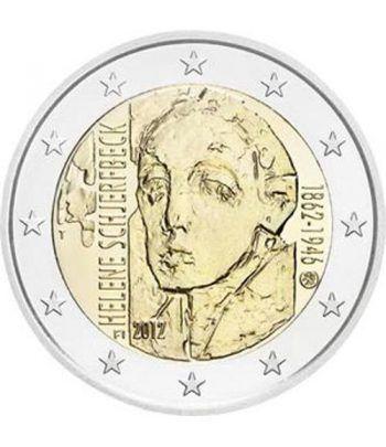 moneda conmemorativa 2 euros Finlandia 2012.  - 2