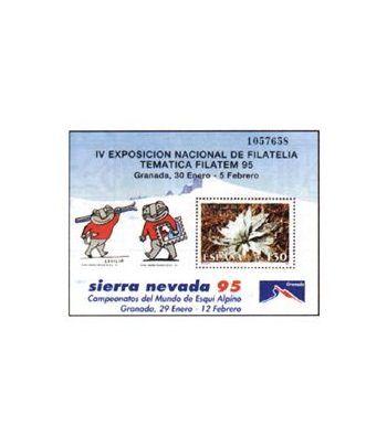 3340 IV Exposición de Filatelia Temática FILATEM'95  - 2