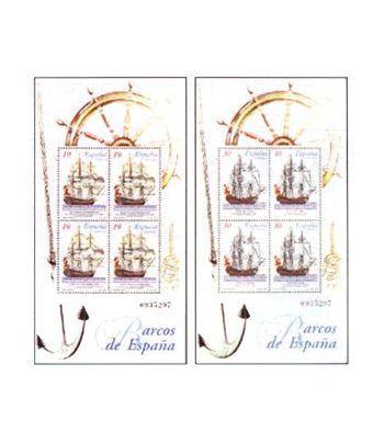 3352/53 HB. Barcos de Época  - 2