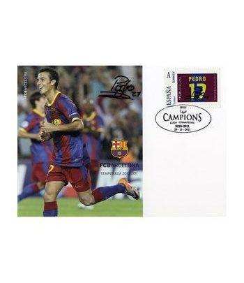 Colección Filatélica Oficial F.C. Barcelona. Pack nº18.  - 4