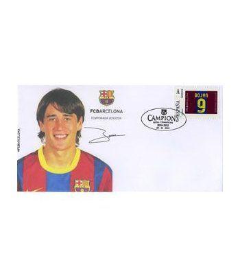 Colección Filatélica Oficial F.C. Barcelona. Pack nº18.  - 6