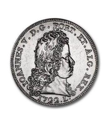 Portugal 5 Euros 2012 Tesoros numimaticos Rey Joao V.  - 1
