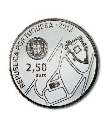 Portugal 2.5 Euros 2012 Centro Histórico de Guimaraes.  - 1