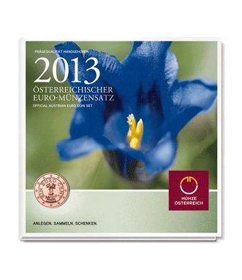 Cartera oficial euroset Austria 2013  - 2