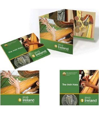 Cartera oficial euroset Irlanda 2013  - 2