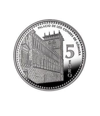 Moneda 2012 Capitales de provincia. Soria. 5 euros. Plata.  - 2