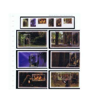 Colección Sellos de Cine. 1996/2002  - 4