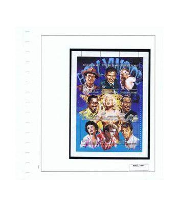 Colección Sellos de Cine. 1996/2002  - 8