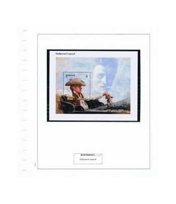 Colección Sellos de Cine. 1996/2002  - 10