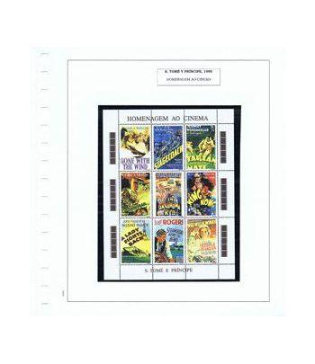 Colección Sellos de Cine. 1996/2002  - 18