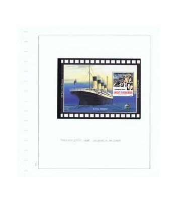 Colección Sellos de Cine. 1996/2002  - 20