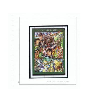 Colección Sellos de Cine. 1996/2002  - 34