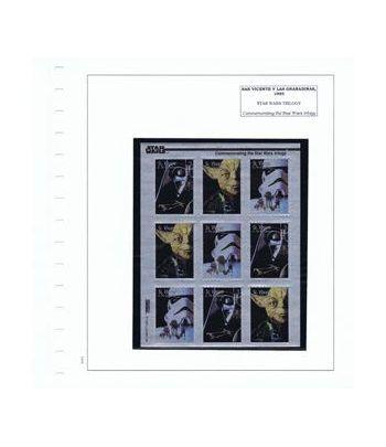 Colección Sellos de Cine. 1996/2002  - 38