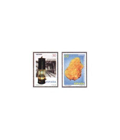 3408/09 Minerales de España  - 2