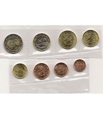 monedas euro serie Finlandia 2013  - 2