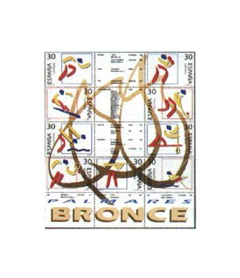 3418/26 Deportes. Olímpicos de Bronce  - 2