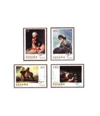 3437/40 Pintura española. Francisco de Goya y Lucientes  - 2