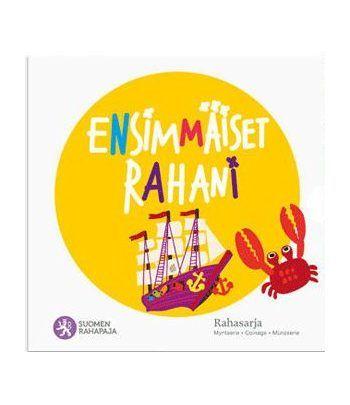 Cartera oficial euroset Finlandia 2013. Niños.  - 1