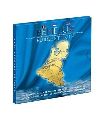 Cartera oficial euroset Benelux 2013  - 1