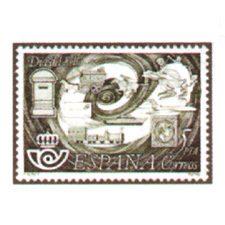 Sellos de España año 1978
