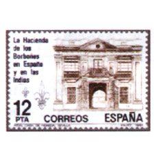 Sellos de España año 1981