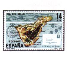 Sellos de España año 1982