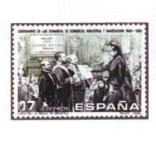 Sellos de España año 1986