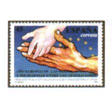 Sellos de España año 1993