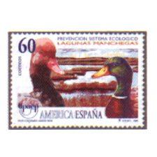Sellos de España año 1995