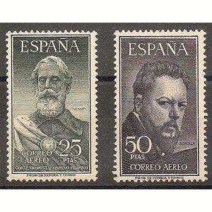 Sellos de España Año 1953