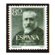 Sellos de España Año 1954