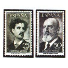 Sellos de España Año 1955
