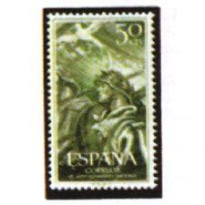 Sellos de España Año 1956