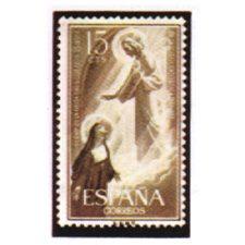 Sellos de España Año 1957
