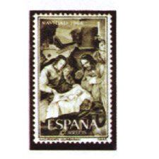 Sellos de España Año 1964