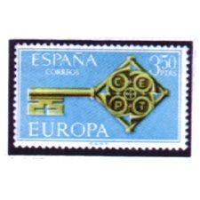Sellos de España Año 1968