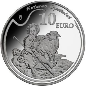 MONEDAS EURO CONMEMORATIVAS DE LA  FNMT