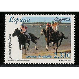 Sellos de España año 2006