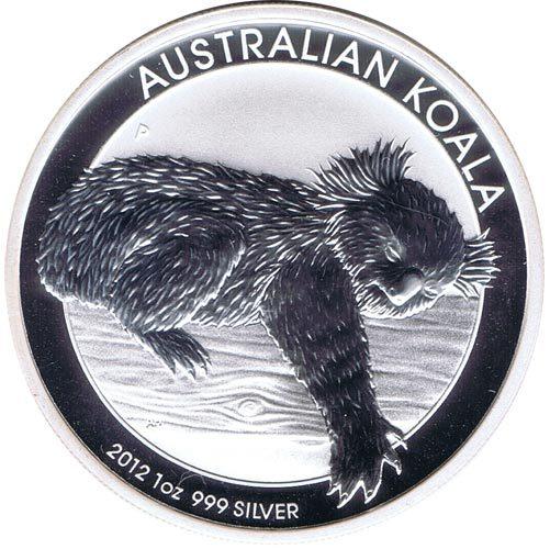Monedas de Plata Australia