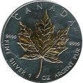 Monedas de Plata y Oro Canada