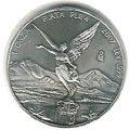 Monedas de plata Mexico