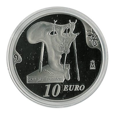 Monedas Euro conmemorativas 2004