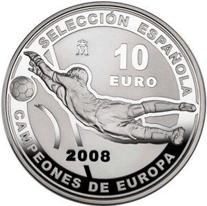 Monedas Euro conmemorativas 2008