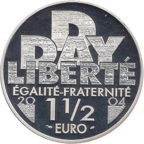 Monnaie de Paris 2004