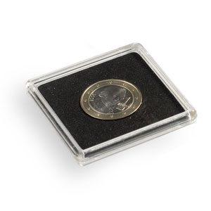 Capsulas para monedas QUADRUM