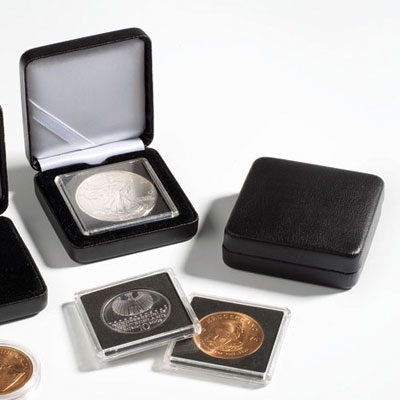 Estuches para monedas NOBILE