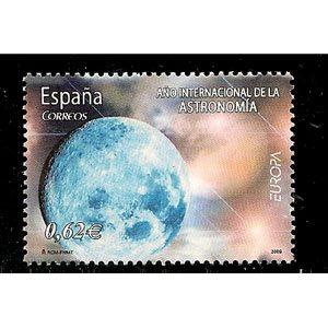 Sellos de España año 2009
